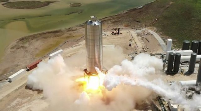 Musk: SpaceX Starship Prototype Could Fly 'Soon' 1