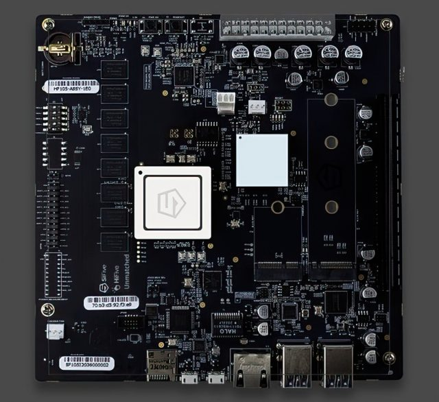 RISC-V Tiptoes Towards Mainstream With SiFive Dev Board, High-Performance CPU 2