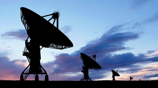 Astronomers spot a potentially artificial radio signal from a nearby star