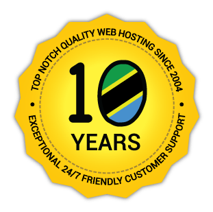 Top Notch Quality Web Hosting since 2004