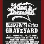 KING DIAMOND – Metallsvenskan 25/5 2013