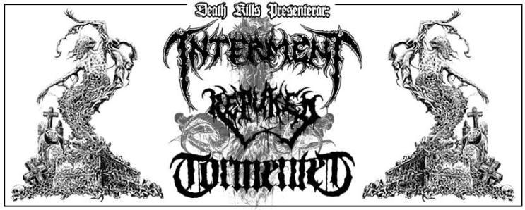 interment