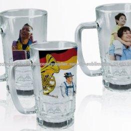 Tarro Cervecero Cristal Transparente