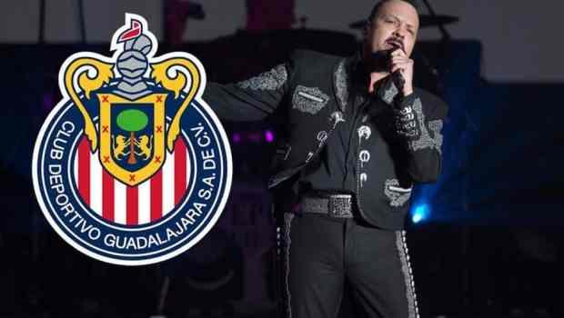 "Pepe Aguilar, aficionado del América, manda mensaje a Chivas: ""Cálmense, güeyes"""