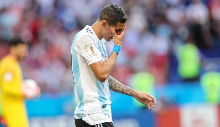 Ángel Di María recordó que rompió una carta del Real Madrid previo a final del Mundial