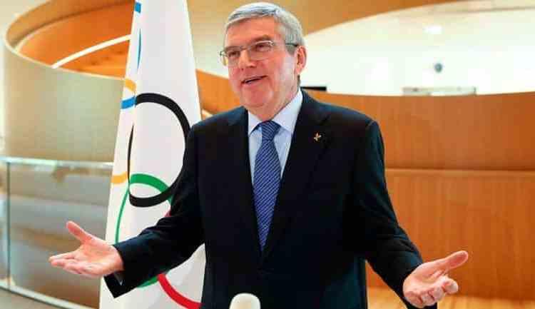 Presidente del COI no descartó celebrar juegos olímpicos en primavera