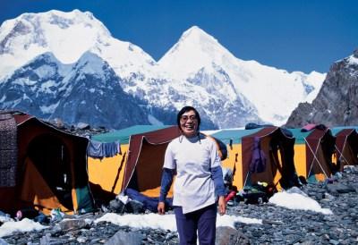 AMAN MORBECK - Junko Tabei, a primeira mulher no topo do ...