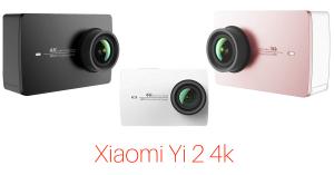 Xiaomi Yi 2 4k. Análisis y dónde comprarla