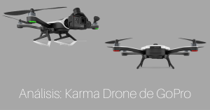 Análisis de Karma, el nuevo Drone de GoPro