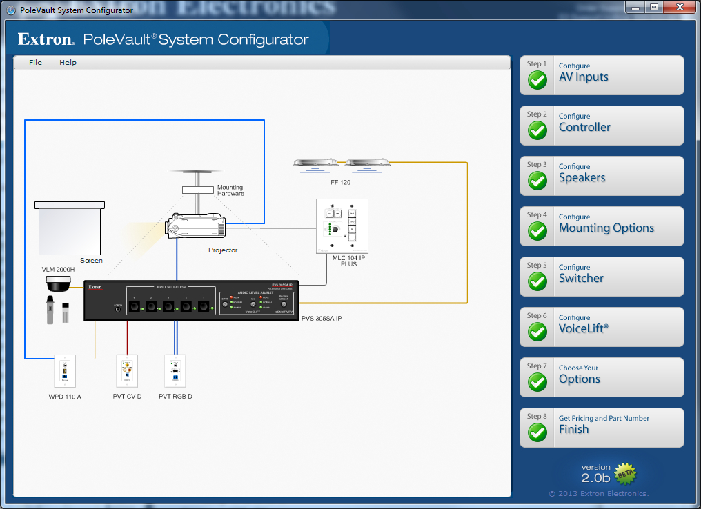 how to create a site map diagram 2005 subaru impreza radio wiring north penn school district selects extron for simplified classroom av system management |