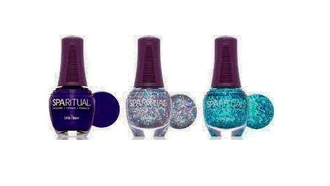 SPARITUAL NAIL LACQUERS SIGNATURE (Nail Polish) – Exuviance By Ross