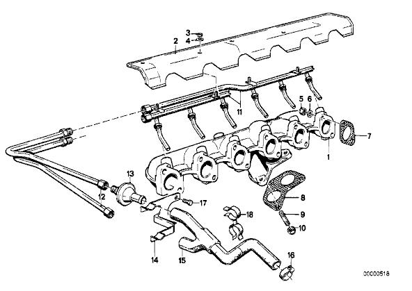 Vacuum Hose: E46 Vacuum Hose Diagram