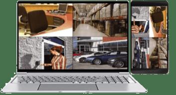 vidéo surveillance pc et mobile