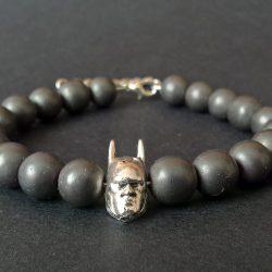 Handmade Batman Bracelet