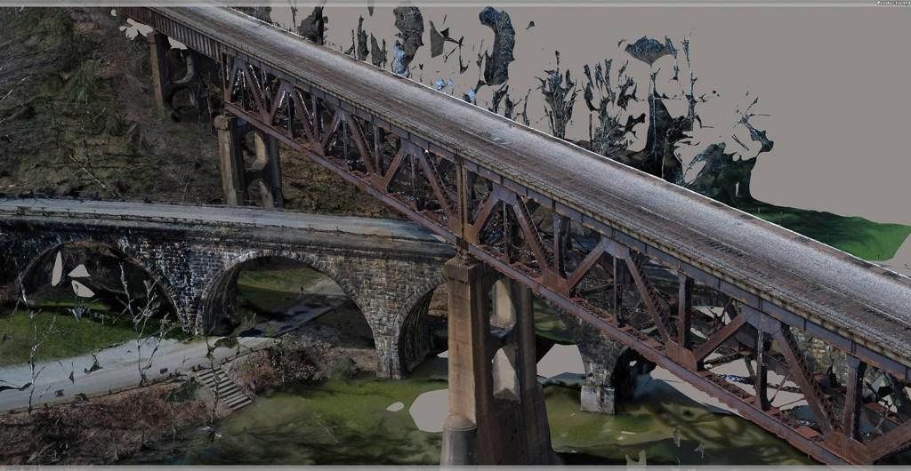 Infrastructure 3Dmodel