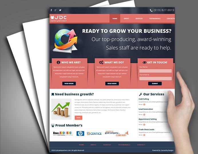 website designs samples parfu