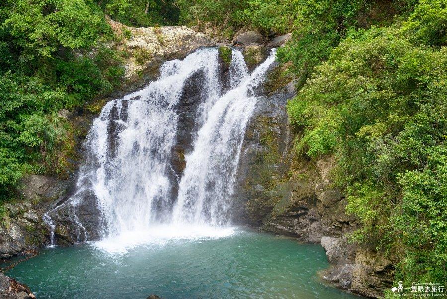 雙流瀑布│Shuangliu Waterfall