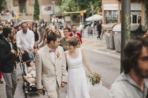 Ramon & Elisenda - Boda al barri de Sants | Eye & Heart
