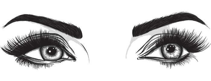 Where can you download free eyebrow stencils