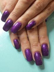 eye candy nails & training - purple