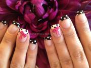 eye candy nails & training - polka