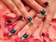 eye candy nails & training - almond