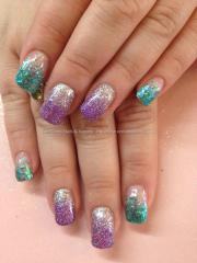 eye candy nails & training - teal