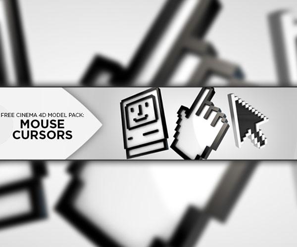 Mouse Cursor Pack | eyedesyn