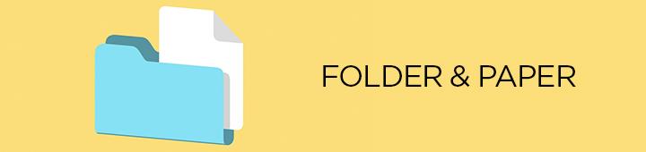 folder-paper-banner