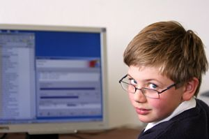Computer Vision Syndrome: Are Your Children At Risk?