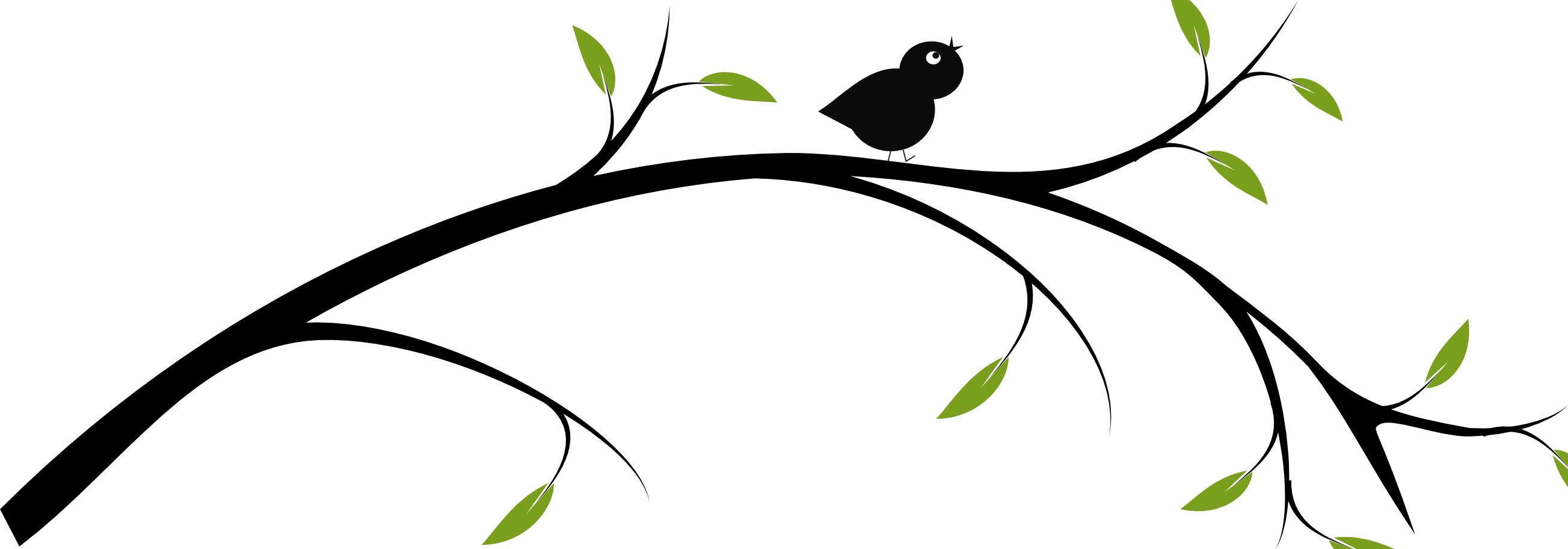 Inkscape Tutorial How To Draw A Tree Branch