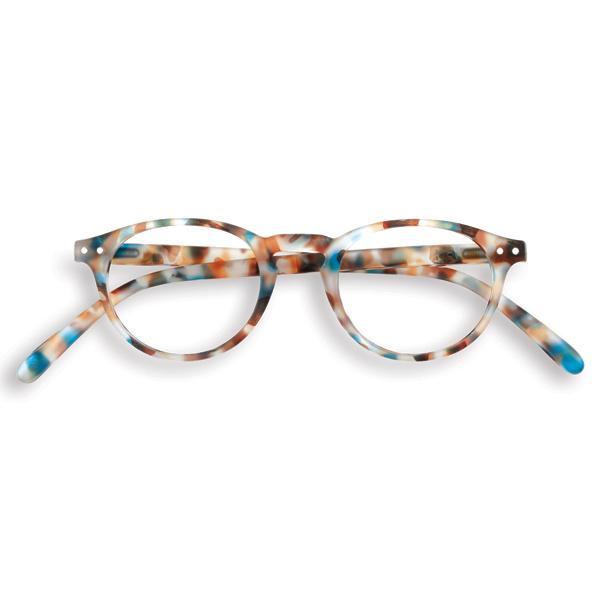 27c68ac827 IZIPIZI-Blue tortoise  A izipizi reading glasses for the smaller face.