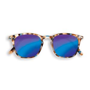 Blue tortoise mirror #E Sun izipizi