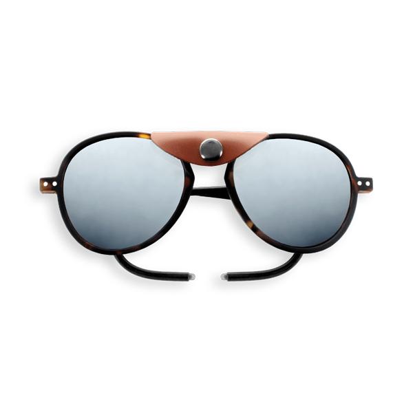 5bc197584a5 Tortoise  Sun Glacier plus izipizi- sunglasses for the mountains.