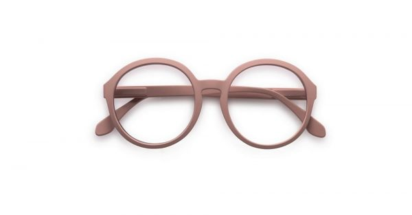 Doubleice Moon Pink Reading glasses