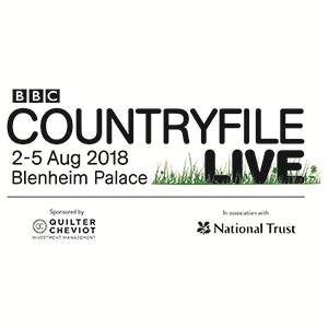 Eyeeyedesign and Funkyreaders at BBC Countryfile Live.