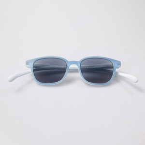 Long arm hawaiian blue sun reading glasses