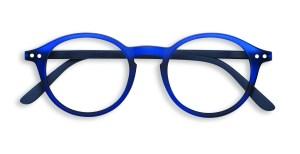 archi blue reading glasses from izipizi