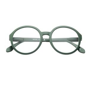 moon green reading glasses