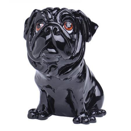 193df9cb893 Pug Dog Eyeglass Holder in Black – Eyeglass Holders Wholesale