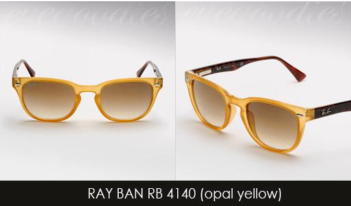 ray ban rb 4140 opal sunglasses