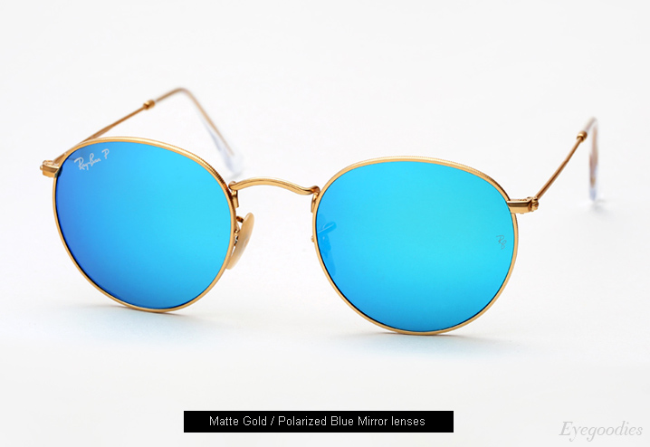 ray ban outlet online legit  ray ban rb 3447 polarized blue mirror