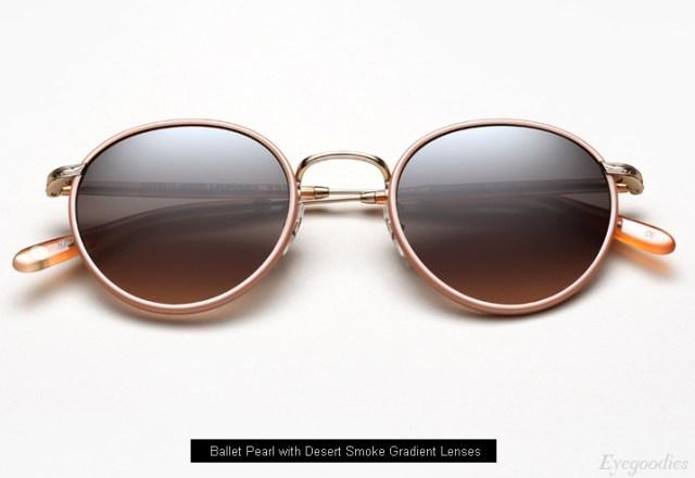 Garrett Leight Wilson sunglasses - Ballet Pearl