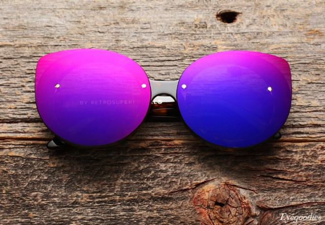 Super Rita Infrared sunglasses