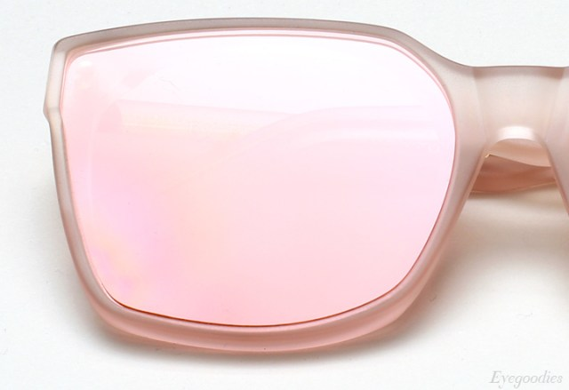 Super Quadra Forma Pink sunglasses