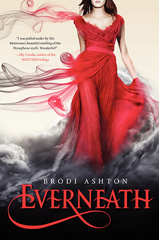 Everneath by Brodi Ashton | Book Review