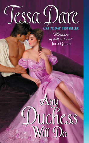 Any Duchess Will Do by Tessa Dare | Book Review