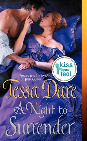 A Night to Surrender by Tessa Dare | Audiobook Review