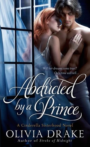 Abducted by the Prince by Olivia Drake | Book Review