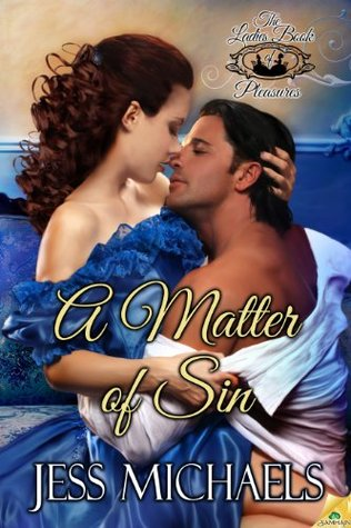 A Matter of Sin by Jess Michaels | Book Review + Interview